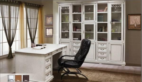 Набор мебели для библиотеки Оскар