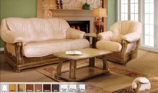 Набор мягкой мебели Милан-2 ММ-94