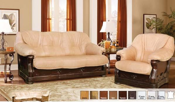 Мягкую мебель милан