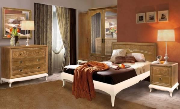 Мебель для спальни Соната ММ-283