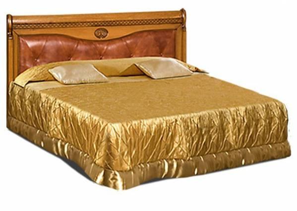 Кровать Лика ММ-137-02/16Б РМ-922