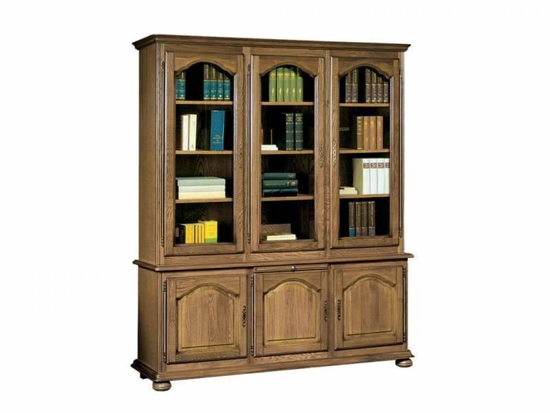 Шкаф с витриной 1230 Давиль