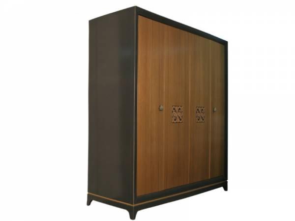 Шкаф для одежды ММ-302-01/04Б
