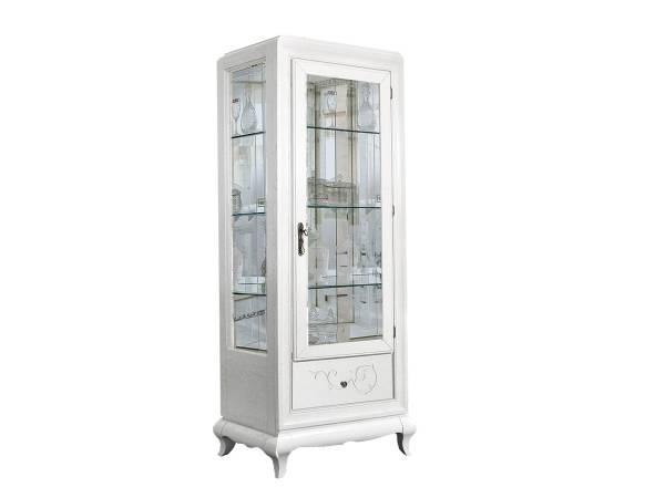 Шкаф с витриной Соната ММ-284-01/01