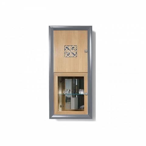 Шкаф навесной Сабрина ММ-305-02