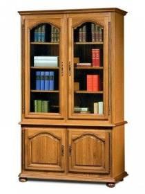 Шкаф с витриной 1220 Давиль