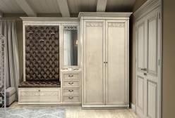 Набор мебели для прихожей Оскар