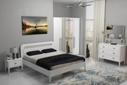 Набор мебели для спальни Лорена ММ-346