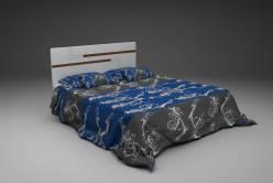 Кровать Алия ММ-349-02/14Б