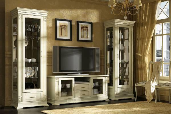 Мебель для гостиной Верди Люкс