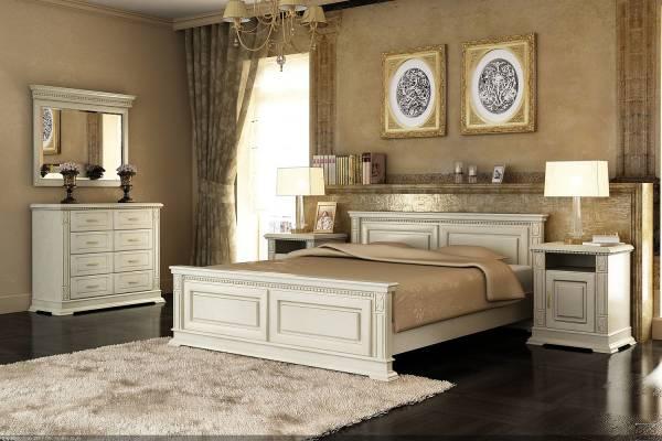 Набор мебели для спальни Верди Люкс #2
