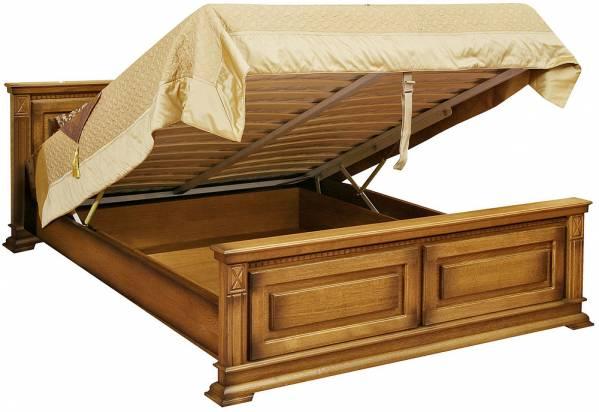 Кровать Верди Люкс П434.08п с подъёмным механизмом