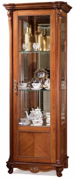 Шкаф с витриной Алези 8 П350.08