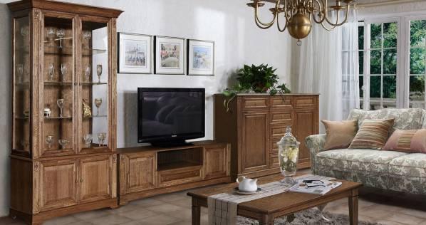 Набор мебели для гостиной Пьемонт 3