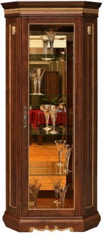 Шкаф с витриной Милана 10 П265.10