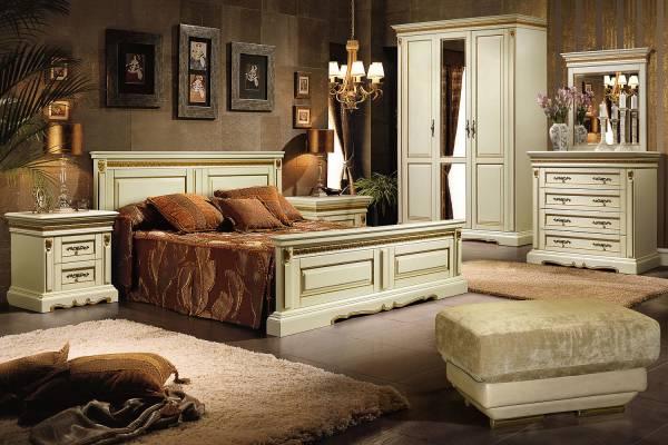 Набор мебели для спальни Милана 2