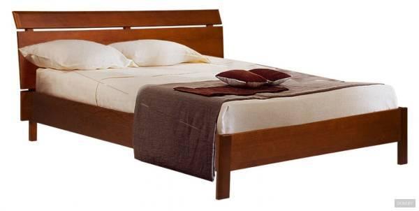 Кровать (с заглушкой) Лайма БМ-1601-01