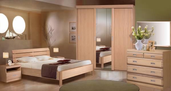 Набор мебели для спальни Лайма