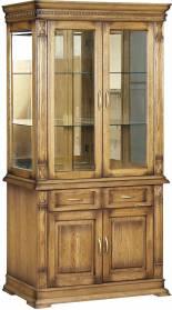 Шкаф комбинированный Верди Люкс 2з П487.19з