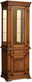Шкаф комбинированный Верди Люкс 1з П487.34-01з