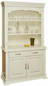 Шкаф комбинированный Верди Люкс 2/1 П487.41