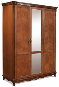 Шкаф 3-х дверный Алези П349.01