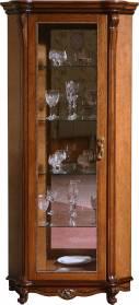 Шкаф с витриной Алези 10 П350.13-01