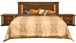 Кровать двойная Тунис П344.05