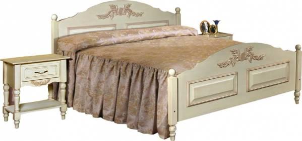 Двойная кровать Фиерта 4-02.1