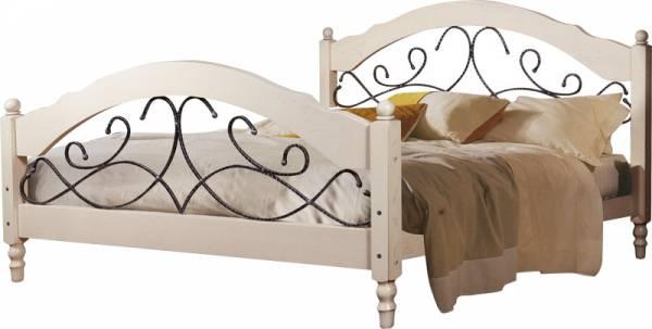 Двойная кровать Фиерта 48