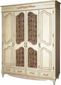 Шкаф для платья и белья Фиерта 2-02.1