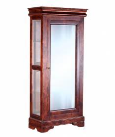 Шкаф с витриной Луи Филипп ОВ 28.01 / МО 28.01