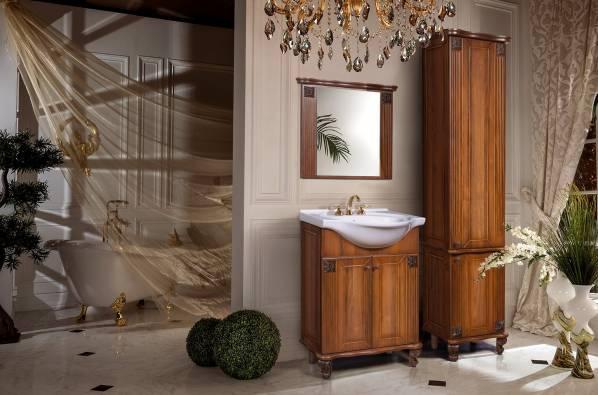 Мебель для ванной «Баккара»