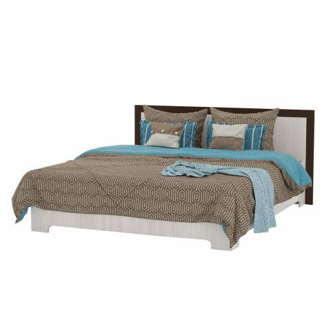 Кровать 1600 Эстель КМК 0738.1