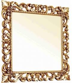 Зеркало настенное «Искушение 2» КМК 0459.8