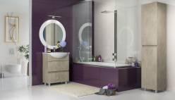 Мебель для ванной «Нирвана» КМК 0643