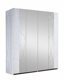Шкаф для одежды 4Д Кензо КМК 0674.14