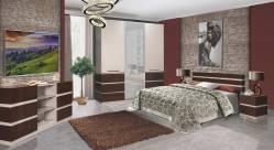 Набор мебели для спальни Хилтон 0651