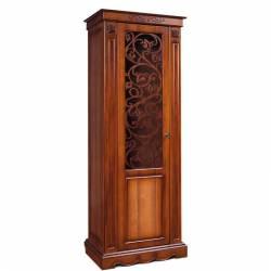 Шкаф с витриной 1Д Амелия КМК 0435.11