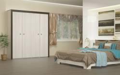 Набор мебели для спальни Эстель КМК 0738