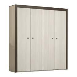 Шкаф для одежды 4Д Эстель КМК 0738.15
