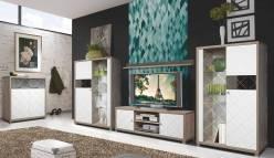 Набор мебели для гостиной Кристал КМК 0650