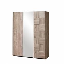 Шкаф для одежды 3Д Риксос КМК 0644.8