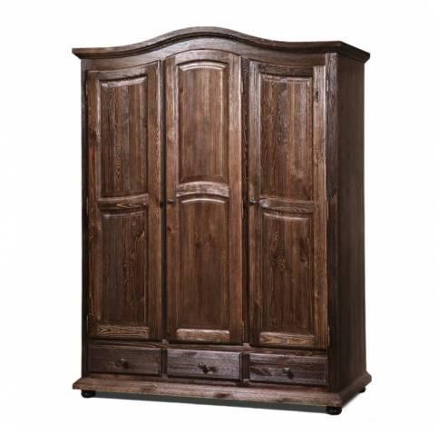 Шкаф 3-х дверный Лотос БМ-2191