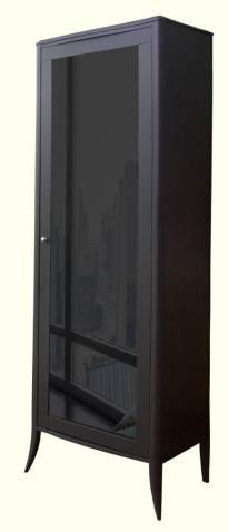 Шкаф с витриной «Тиффани» БМ-2425