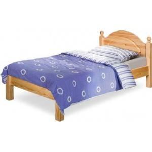 Кровать (с ножной спинкой) Лотос Б-1089-05