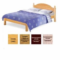 Кровать (без ножной спинки) Лотос Б-1090-21
