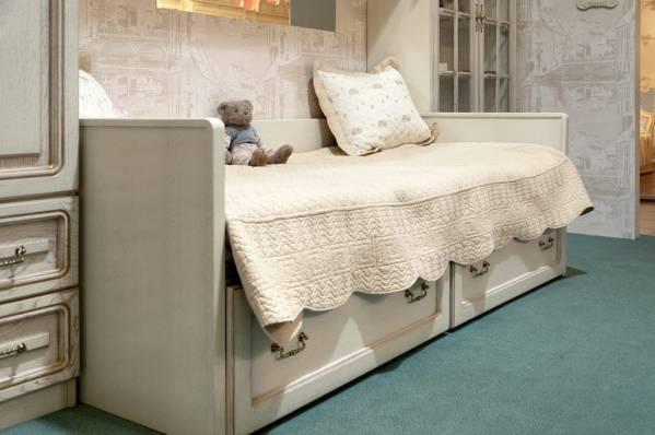 Детская кровать 5091