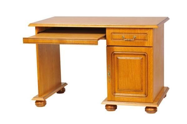 Стол для компьютера Денвер-3РТ ВМФ-6234