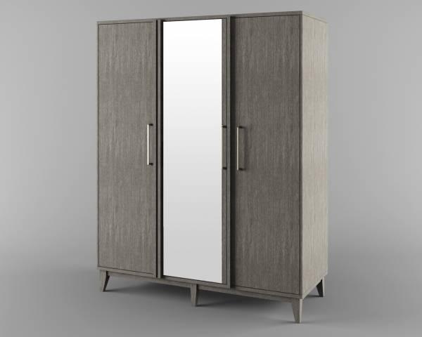 Шкаф для одежды D3 Вавилон ВМФ-1761